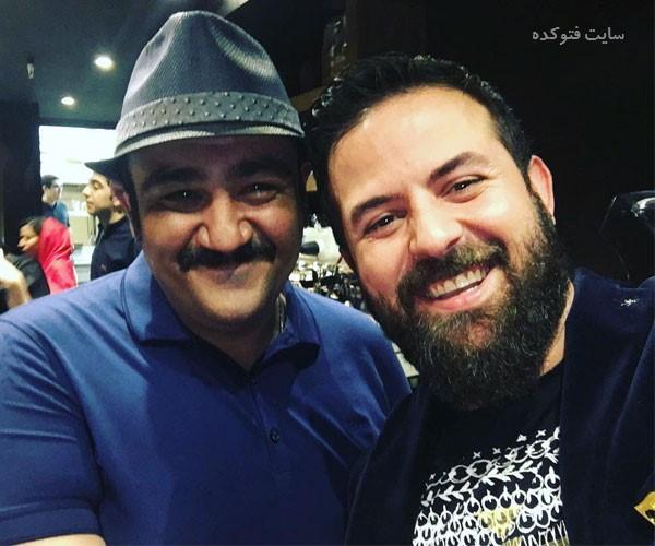 تصاویر Houman Seyyedi و مهران غفوریان