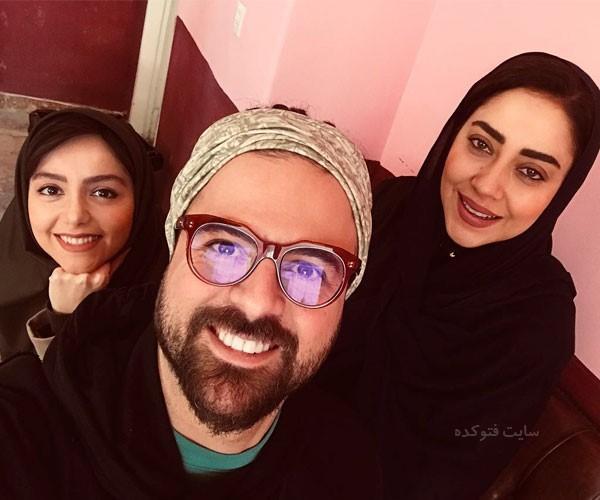 بیوگرافی هومن سیدی و همسرش بیتا اصلانی + زندگی شخصی