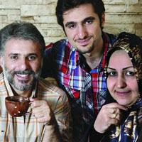 بیوگرافی سید جواد هاشمی و همسرش + عکس زندگی خصوصی