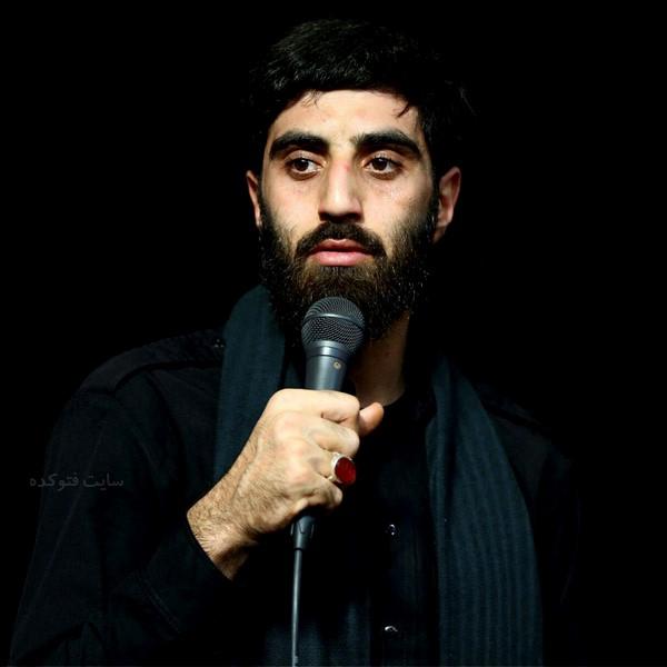 بیوگرافی سید رضا نریمانی مداح با عکس جدید