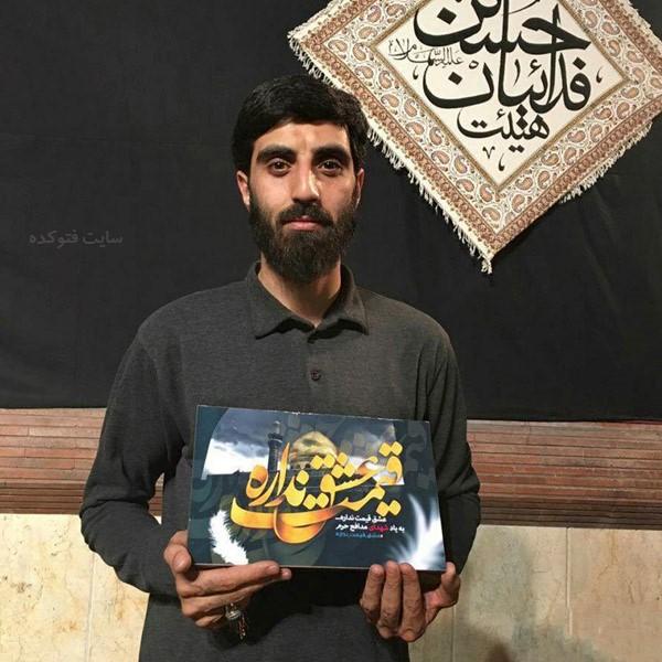 عکس های سید رضا نریمانی مداح + زندگی شخصی