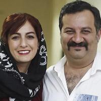 بیوگرافی شقایق دهقان و همسرش مهراب قاسم خانی + خانواده