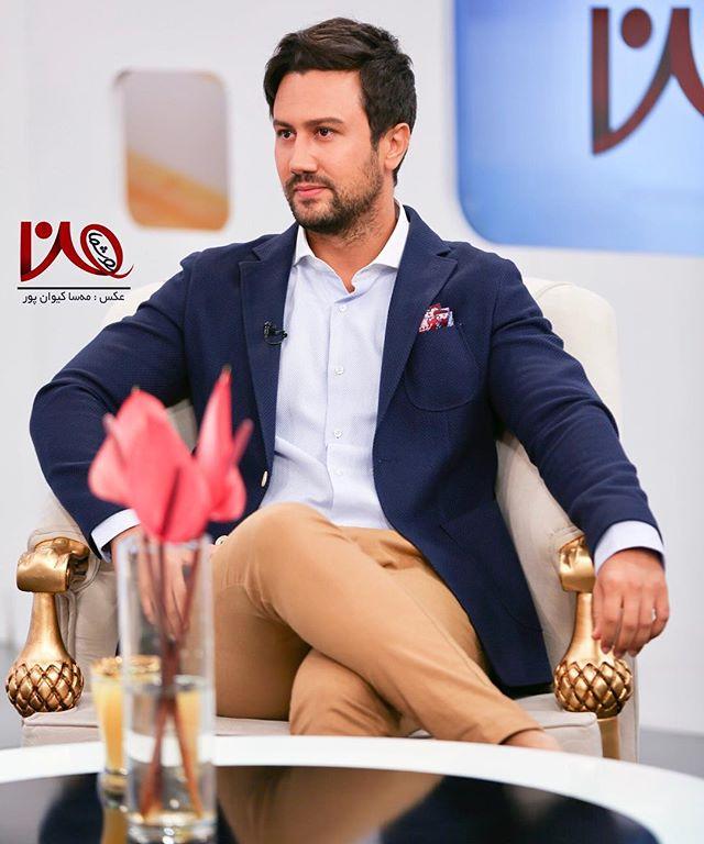 عکس و بیوگرافی شاهرخ استخری بازیگر + زندگی شخصی