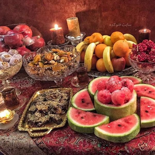 انشا شب یلدا مقطع متوسطه با مقدمه