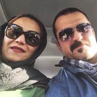 عکس شبنم مقدمی و همسرش + بیوگرافی کامل