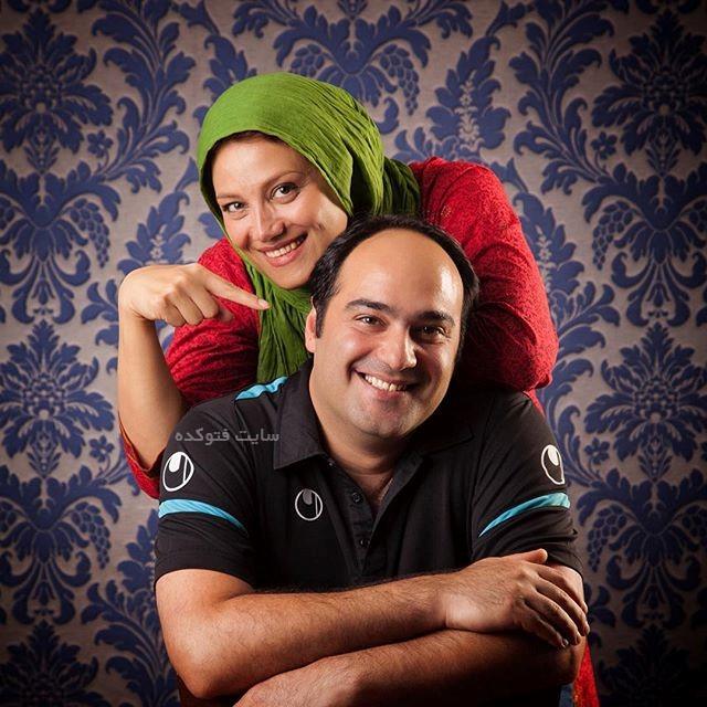 عکس شبنم مقدمی و برادرش بهنام + زندگی شخصی