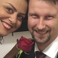 شبنم فرشادجو و همسرش آلمانی اش + بیوگرافی کامل با عکس