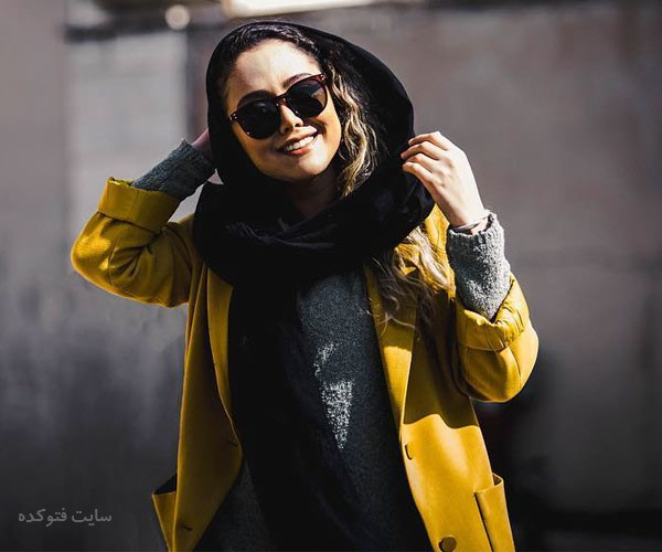 shadiMokhtari photokade com 2 - بیوگرافی شادی مختاری و همسرش + زندگی شخصی هنری