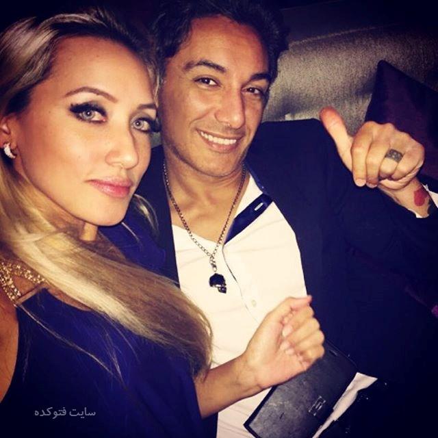 شادمهر عقیلی و همسرش ملیسا میسا + بیوگرافی