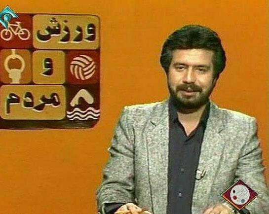 بهرام شفیع گزارشگر و مجری درگذشت