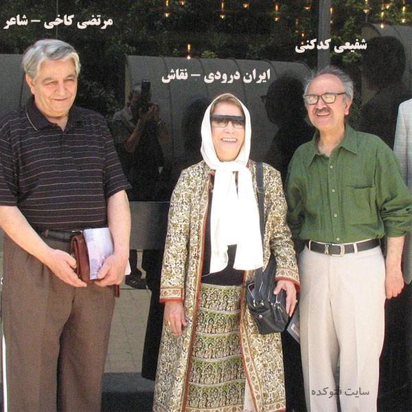 عکس های دیده نشده استاد محمدرضا شفیعی کدکنی