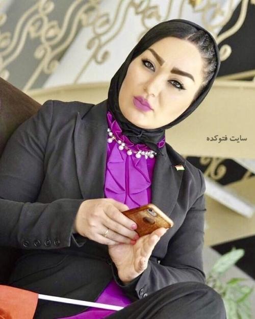 عکس و بیوگرافی شقایق دلشاد بازیگر و مدل اسلامی