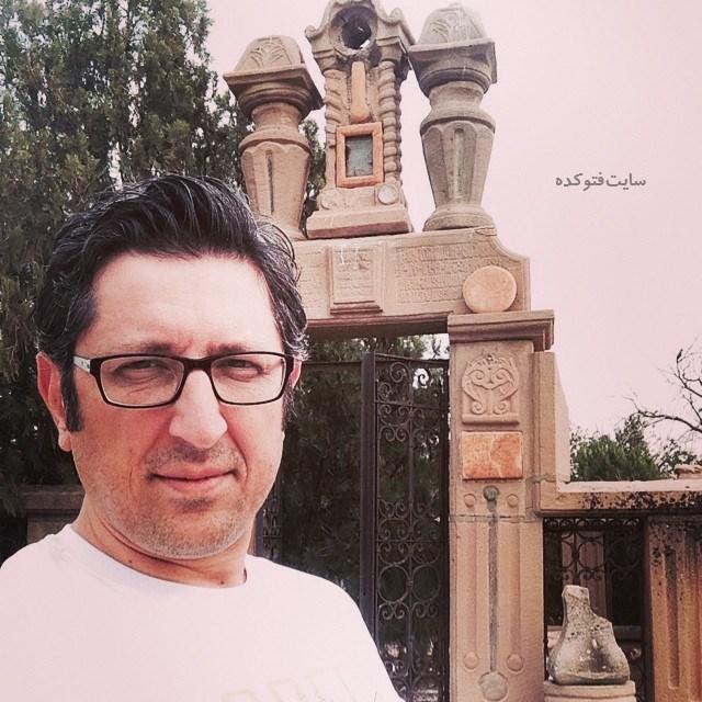 بیوگرافی شهاب عباسی بازیگر + زندگی شخصی با عکس