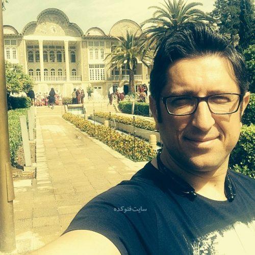 عکس شهاب عباسی و همسرش + زندگی خصوصی و بیوگرافی کامل