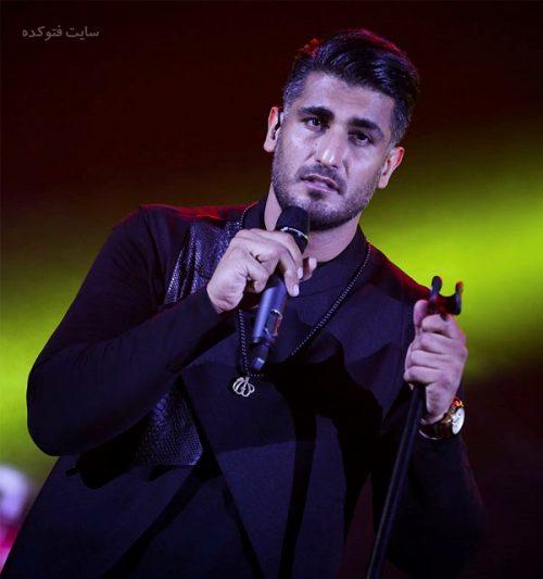 عکس شهاب مظفری + بیوگرافی کامل