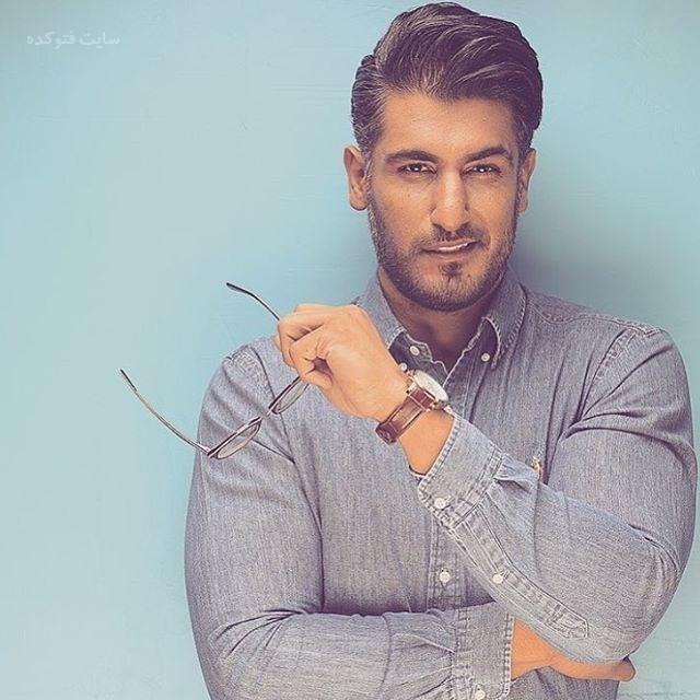 عکس و بیوگرافی شهاب مظفری خواننده