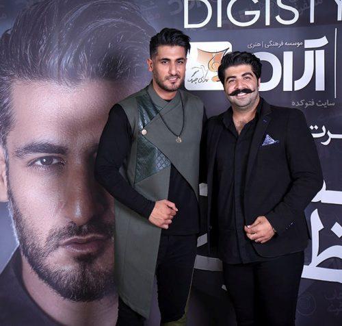 عکس شهاب مظفری و بهنام بانی + بیوگرافی