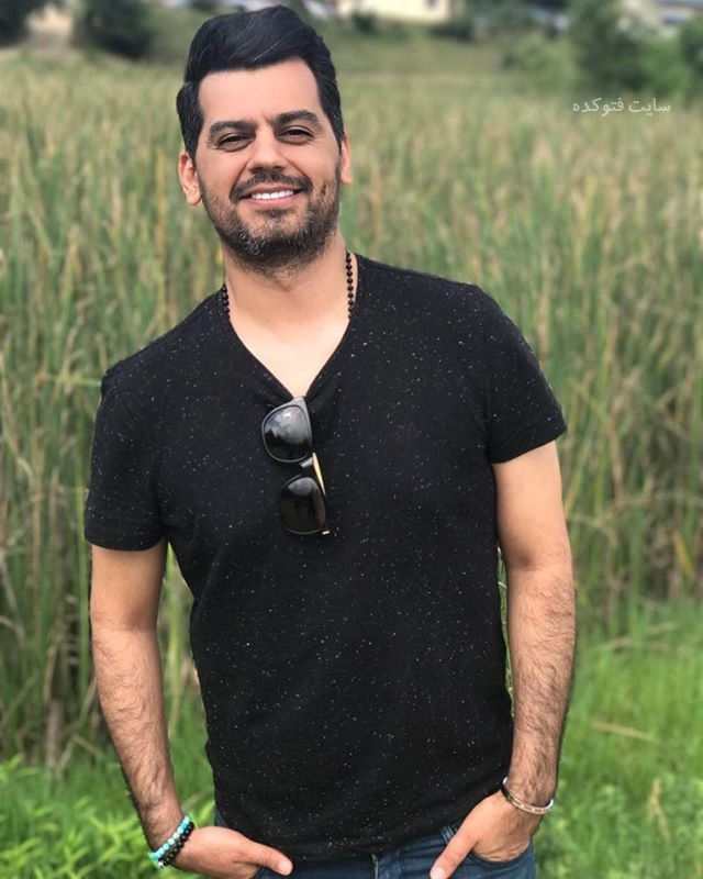 عکس و بیوگرافی شهاب رمضان خواننده ایرانی
