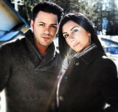 عکس شهاب تیام و همسرش + بیوگرافی