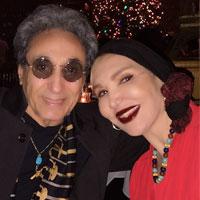 شهبال شب پره و همسرش + زندگی شخصی هنری