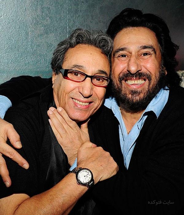شهبال شب پره و برادرش شهرام شب پره + بیوگرافی