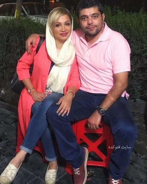 عکس شاهد احمدلو و همسرش + بیوگرافی و زندگینامه