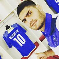 شاهین بالیجانی بازیکن فوتبال + زندگی شخصی
