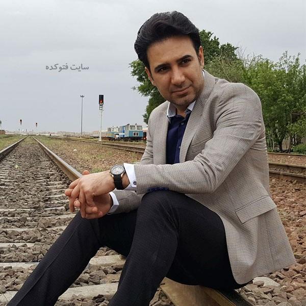 شاهین صمدپور کیست ؟ + عکس و بیوگرافی