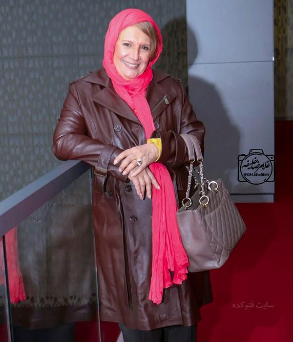عکس های شهین تسلیمی بازیگر + زندگینامه شخصی