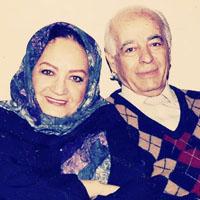 شهلا ریاحی و همسرش اسماعیل ریاحی + زندگی شخصی و بیماری