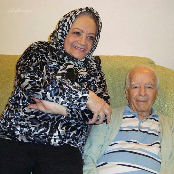 همسر شهلا ریاحی آقای اسماعیل ریاحی + بیوگرافی کامل
