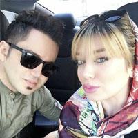 بیوگرافی شهنام شهابی | عکس شهنام شهابی و همسرش