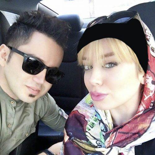 عکس شهنام شهابی و همسرش + بیوگرافی