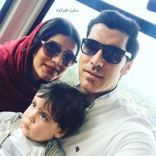 بیوگرافی شهرام محمودی و همسرش سوگند خورشیدی