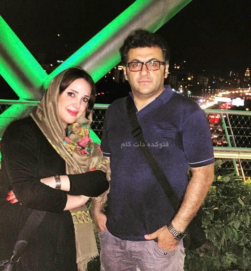 عکس شهرام عبدلی و همسرش + زندگینامه