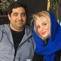 شهرام جزایری و همسرش + بیوگرافی کامل