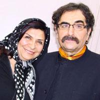 شهرام ناظری و همسرش + بیوگرافی و زندگی شخصی