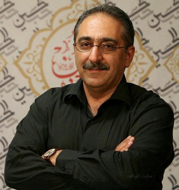بیوگرافی شهرام شکیبا مجری و شاعر + زندگی شخصی