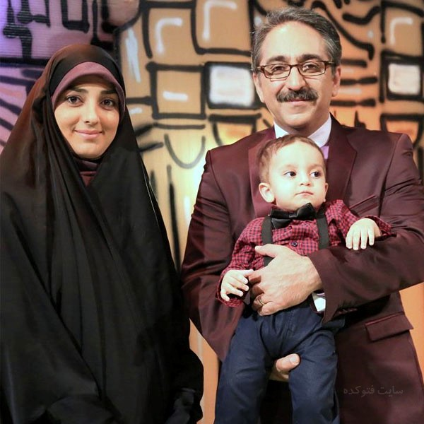 شهرام شکیبا و همسرش ستاره سادات قطبی + زندگی شخصی
