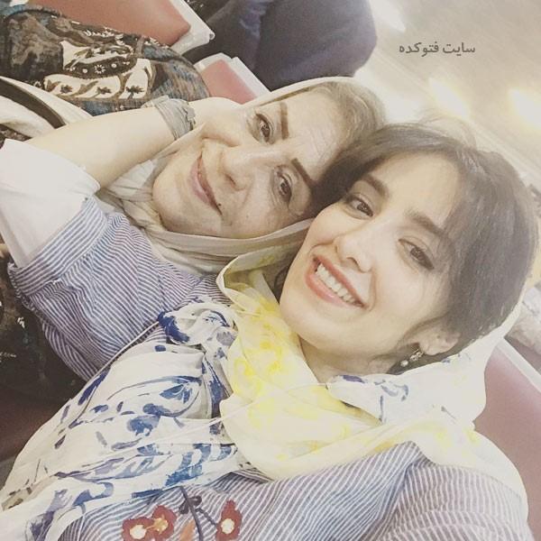 عکس و بیوگرافی شهربانو موسوی بازیگر زن
