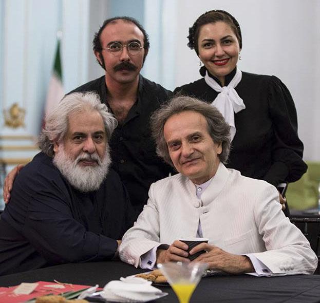 تیم هنری شهرداد روحانی