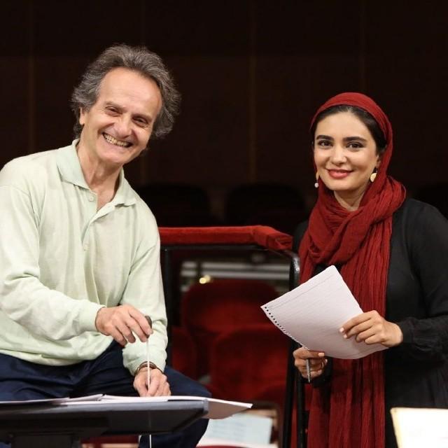 عکس شهرداد روحانی و لیندا کیانی + زندگینامه