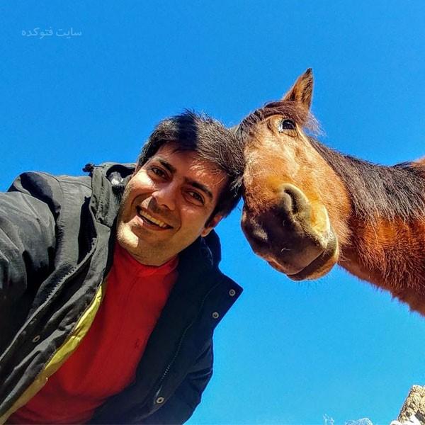 بیوگرافی شهریار ربانی بازیگر + عکس های شخصی