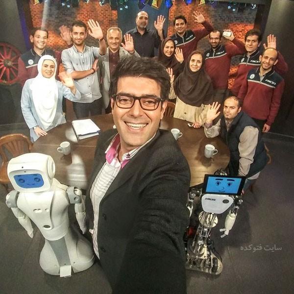 شهریار ربانی بازیگر و مجری تلویزیون + بیوگرافی کامل