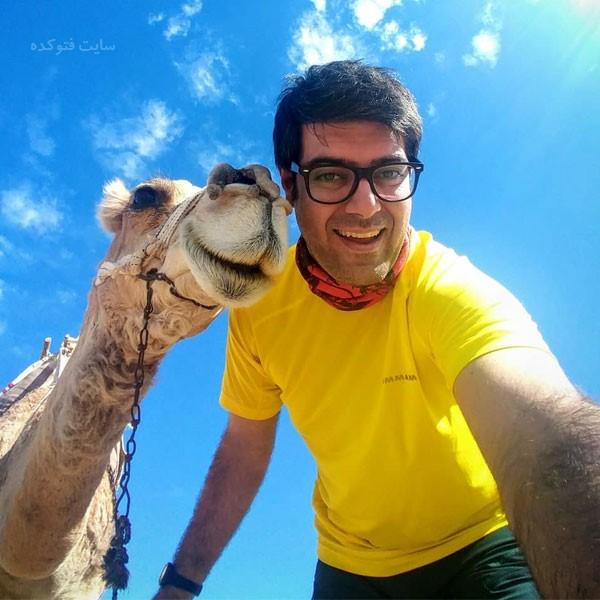 عکس های شهریار ربانی + زندگی شخصی و همسرش