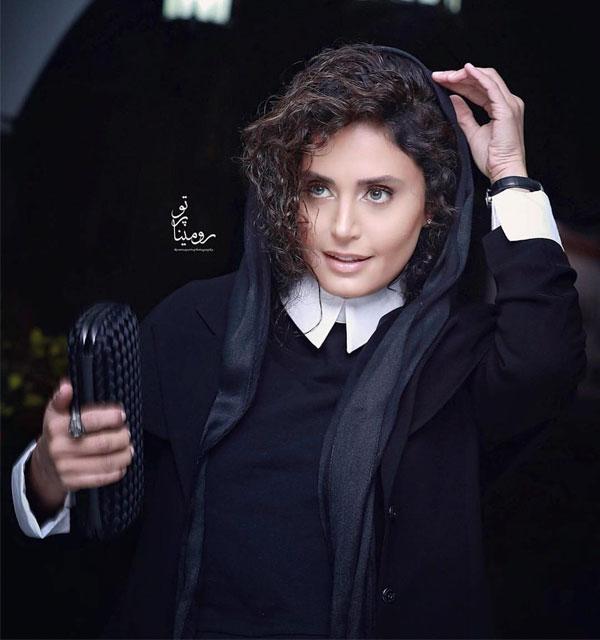 عکس جدید الناز شاکردوست Elnaz Shakerdoost بازیگر زن ایرانی