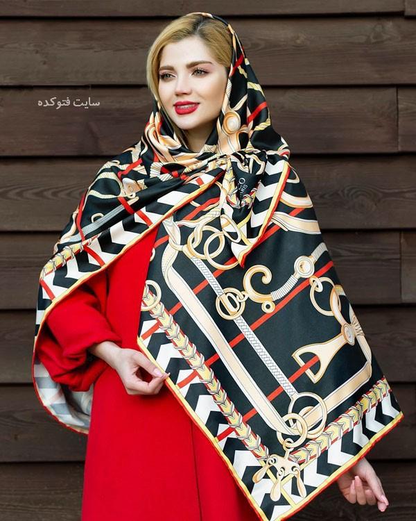 پرفروش ترین مدل شال و روسری عید 98