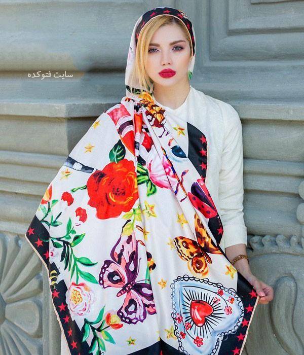 مدل شال های خوشگل برای زنان و دختران
