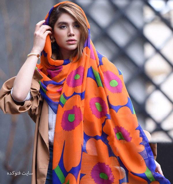 خرید کادو شال و روسری شیک مدل امسال
