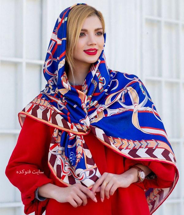 شال و روسری عید 98